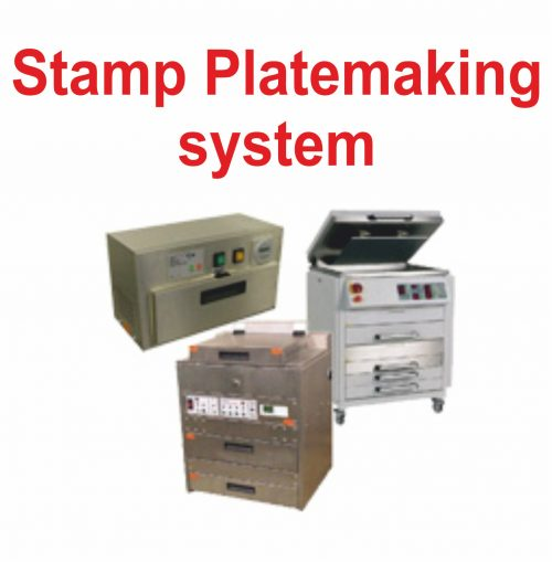 Stamp Platemaking Systems